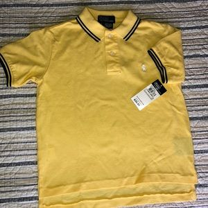 Polo by Ralph Lauren Boys Size 5 Brand New Polo